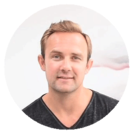 A profile photo of our client Jason Pooley