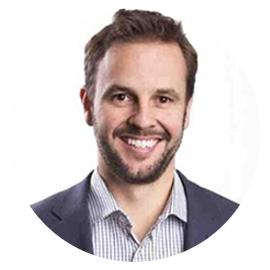 A profile photo of our client Scott Bozinis